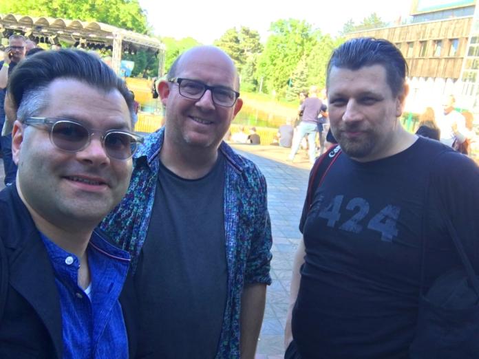 With Nick Batt & Moogulator